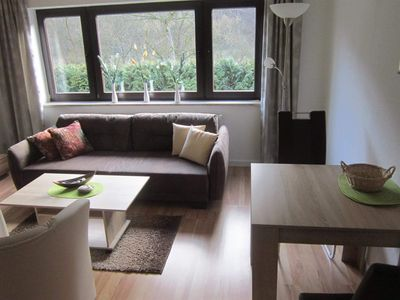 Photo for 2-bed apartment occupancy 2 adults, also with child - Apartment Fischbachtal Niedererbach