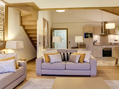 Photo for Carré Blanc 241: 3 rooms with contemporary atmosphere