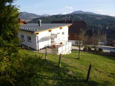 Photo for Holiday residence on the sunny side of the Grimming WLAN, parking & infrared cabin