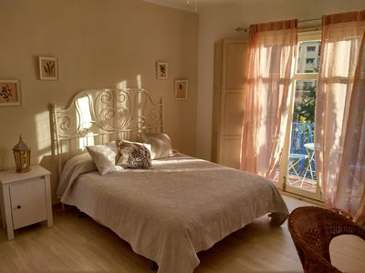 Photo for Blue Castle Málaga - Private room with bathroom in Malaga downtown