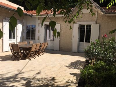Photo for ARCACHONNAISE 4 BEDROOMS IN THE HEART OF ARCACHON-WIFI