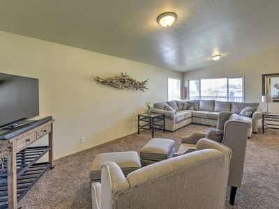 Photo for Smith River Home w/Boat Launch Access & Views