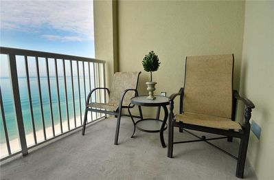 Home Away From Home - Grand Panama 1302 is a bright and comfortable condo designed to make the most of the views afforded by its convenient location.