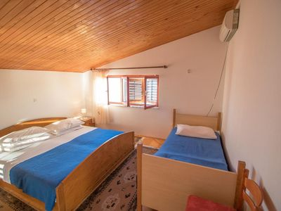 Photo for One bedroom apartment with air-conditioning Stanići (Omiš)