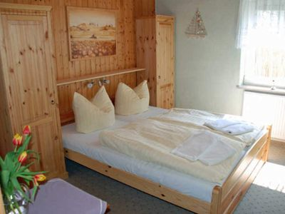 Photo for Double Room (B) - Pension in the seaside resort Breege