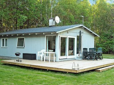 Photo for Delightful Holiday Home in Hadsund Denmark with Terrace