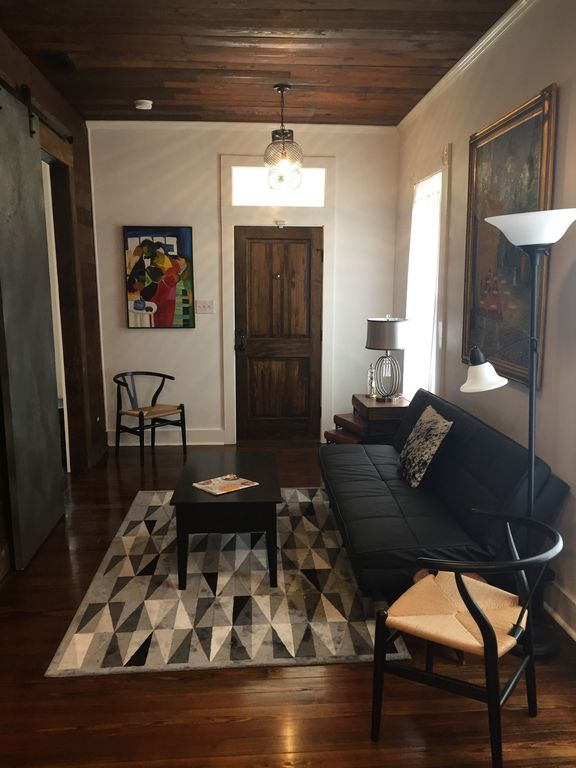 Renovated Historic House Close To Pearl River Downtown Alamodome Att Ctr Near East Side
