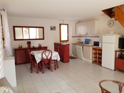 Photo for holiday house Vias-ideal family beach - close to sea and shops