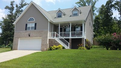 Photo for Beautiful 4bd 2 1/2bath home close to Chattanooga and Ocoee River