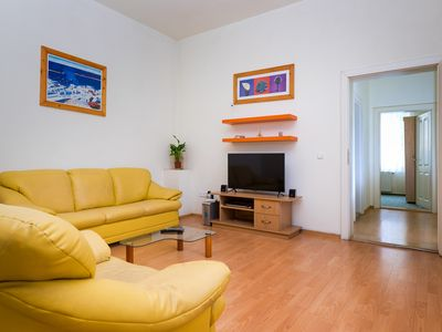 Photo for Quiet and spacious 3 bedroom house with backyard and terrace