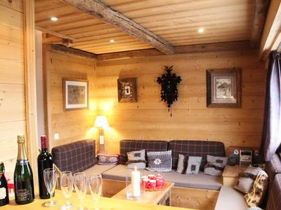 Photo for 2BR Apartment Vacation Rental in MEGEVE