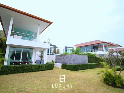 Photo for Phu Montra A4 villa with ocean view