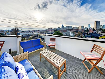 Photo for Modern Capitol Hill Townhome w/ Rooftop Deck - 10 Minutes to Downtown