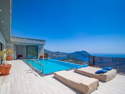 Photo for 2BR Villa Vacation Rental in Kaş
