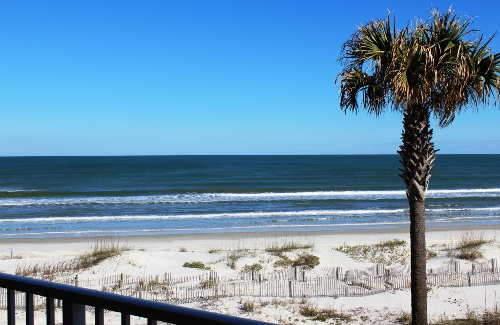 True Ocean Front Condo At The Coquina Crescent Beach Best View Great Rates