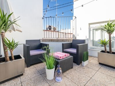 Photo for TH Ático comedias. - Apartment for 6 people in Valencia