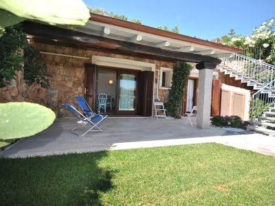 Photo for EXCLUSIVE VILLA WITH GARDEN 300 M FROM THE BEACH