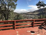 Mountain top viewhome  seclusion  snow  Magic