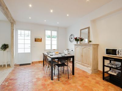 Photo for Vacation home Kergorlay in Deauville-Trouville - 6 persons, 3 bedrooms