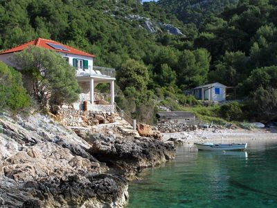 Photo for House in Prisnjak (Hvar), capacity 8+2