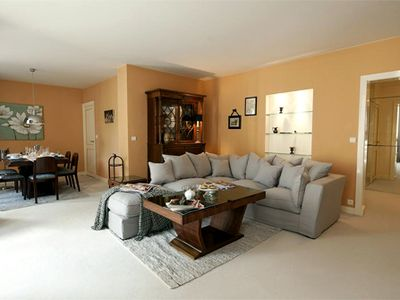 Photo for L Ecole Militaire - luxury 3 bedrooms serviced apartment - Travel Keys