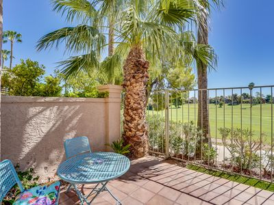 Photo for Golf View Resort Like Living in Heart of Old Town - 2 Bd + Den, 2 Ba - Remodeled
