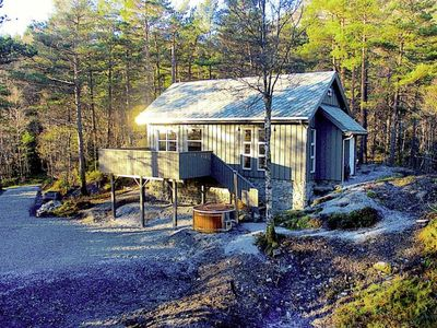 Photo for Vacation home Kattnakken in Førde i Hordaland - 8 persons, 2 bedrooms