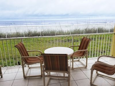Photo for 2 Br Oceanfront View - Heated Pool! Beautiful! 1 *NSB