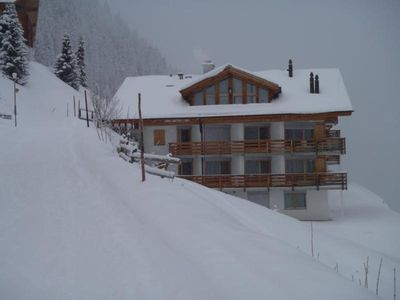 Photo for Holiday apartment Mürren for 6 persons with 3 bedrooms - Holiday apartment