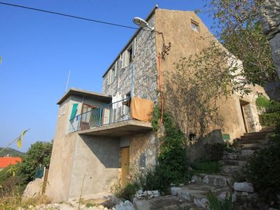 Photo for Apartment in Lastovo (Lastovo), capacity 4+0