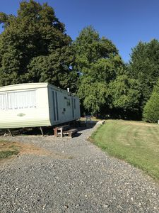 Photo for 2 bedroom mobile home with lake view