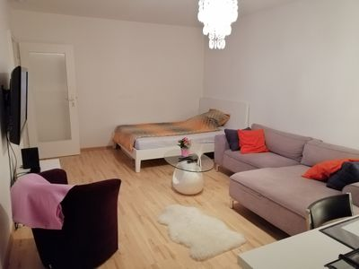 Photo for Nice, quiet, bright apartment on the southern outskirts of Munich