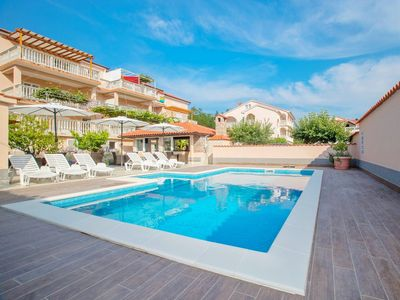 Photo for Apartments Sanjin, (13692), Lopar, island of Rab, Croatia