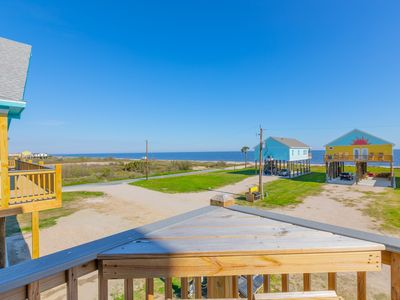 Photo for SunKissed New! 4 BR, 3 BTH, Gourmet kitchen, Oceanview. Awesome Decks.