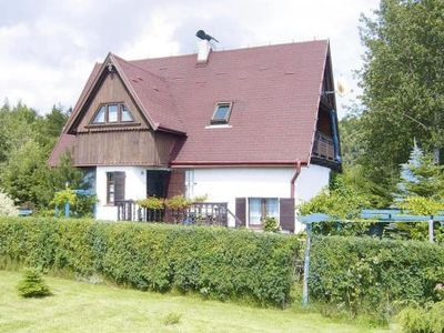 Photo for holiday home, Krzeszna  in Kaschubische Seenplatte - 5 persons, 3 bedrooms