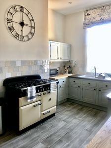 Photo for A Beautiful Grade II regency property with parking
