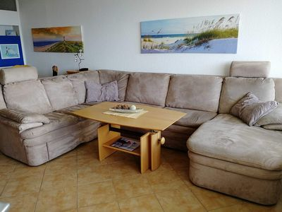 Photo for A12-1 - Fantastic panoramic view over Lübeck Bay - A12-1 - 3-room apartment for 3 persons -