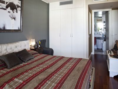 Photo for Beach Apartment with Terrace (2BR)