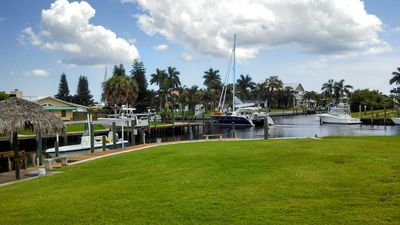 Photo for WATERFRONT Home w/ Heated Pool in Florida's Treasure Coast