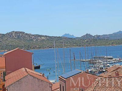 Photo for Residenza Zicavo-Penthouse with sea view in the historic center of  La Maddalena