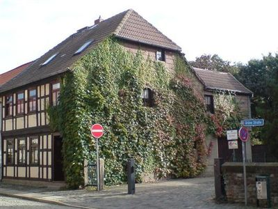 Photo for Holiday apartment Wernigerode for 2 - 3 persons with 1 bedroom - Historical building