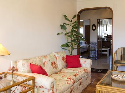 Photo for Beautiful apartment, close to the beach, not far from Sintra and Lisbon