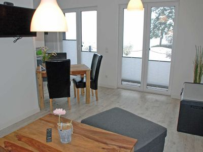 Photo for Apartment I with fireplace - Ferienappartements in Middelhagen (partly with fireplace)