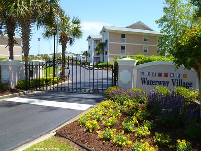 Welcome to Waterway Village