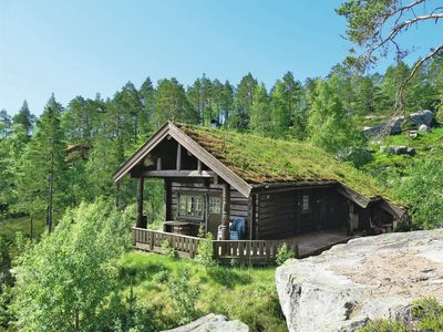 Photo for Vacation home Ferienhaus mit Sauna (SOW068) in Sörland West - 6 persons, 4 bedrooms