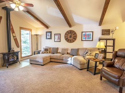 Photo for Pet-Friendly House Near Ponderosa State Park & McCall Golf Course