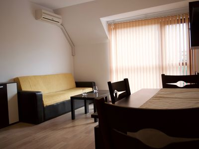 Photo for Eclair Apartment - Spacious Top-location 1-bedroom