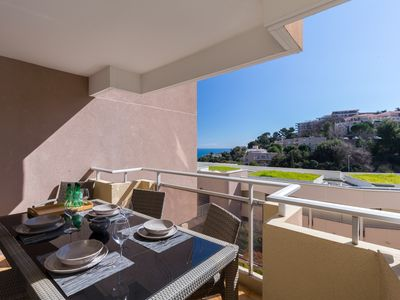 Photo for Le Montréal - Piscine et Garage - Apartment for 4 people in Nice