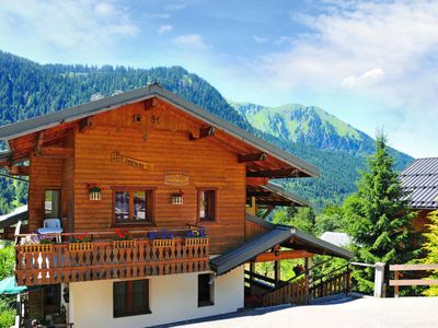 Photo for Apartment Le Petit Savoyard (CHL403) in Châtel - 8 persons, 3 bedrooms