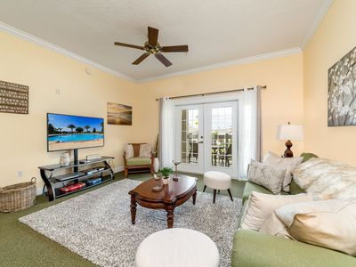 Photo for Heritage Charm   3 bed Condo located in Reunion Resort with Amazing Views